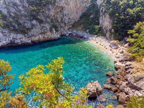 bãi biển đẹp nhất thế giới