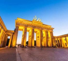 Diễm lệ khung cảnh thiên nhiên nước Đức