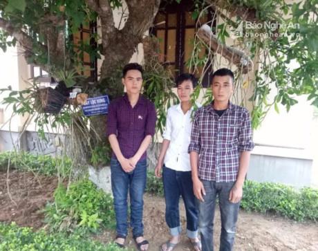 Bắt nhóm đối tượng gây 10 vụ trộm hoa phong lan