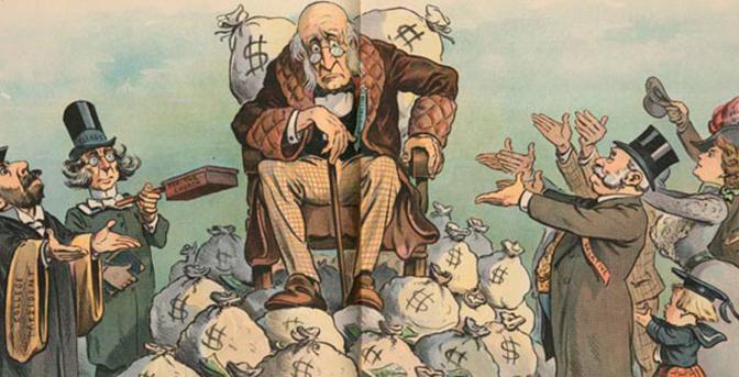 Capitalism plutocrat