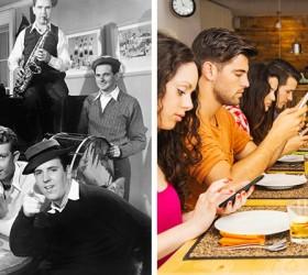 xưa và nay
