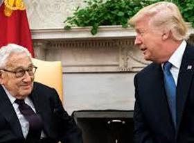 Kissinger & Trump