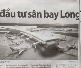 Long Thành airport