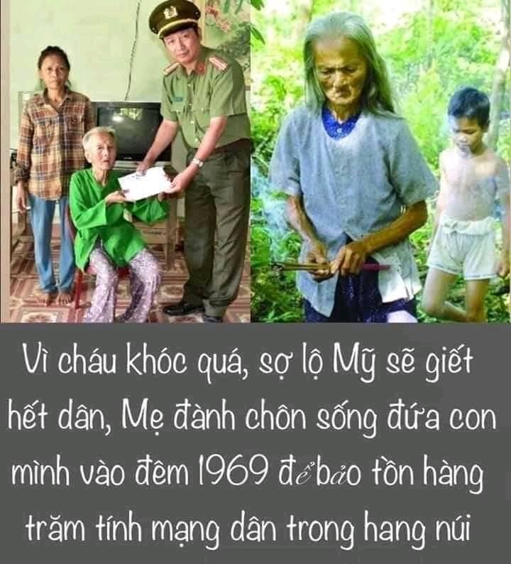 Mẹ VNAH Lê Thị Nghệ