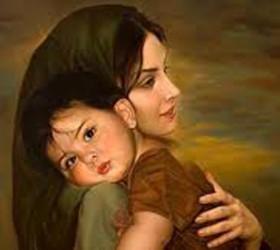 Mẹ & con