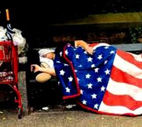 Mỹ homeless 1