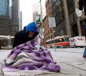 Mỹ homeless